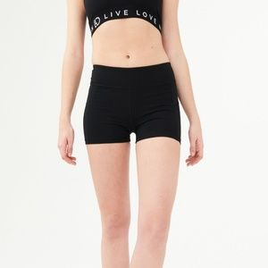 Live Love Dream running shorts